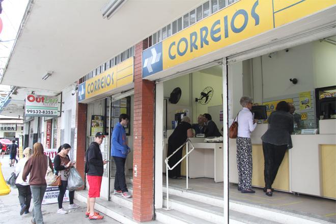 Rio vai perder 21 agências dos Correios até o fim de 2017