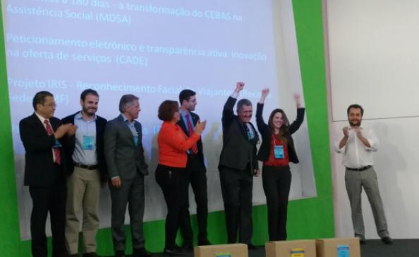 Correios é um dos vencedores do 21º Concurso Inovação no Setor Público