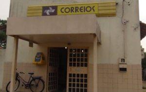 Criminosos roubam agência dos Correios que tinha apenas R$ 27 em caixa