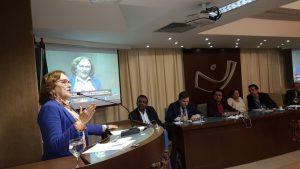 Zenaide Maia discute em Audiência na AL importância dos bancos postais nos Correios do RN
