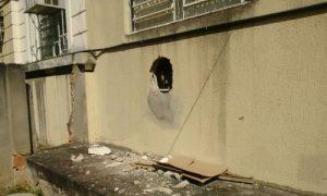 Agência dos Correios de Cipó-BA, é alvo de arrombamento