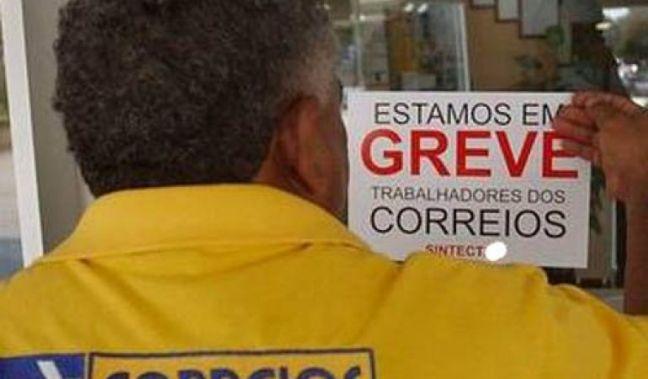 Correios deve entrar de greve e serviço de banco postal serão encerrados