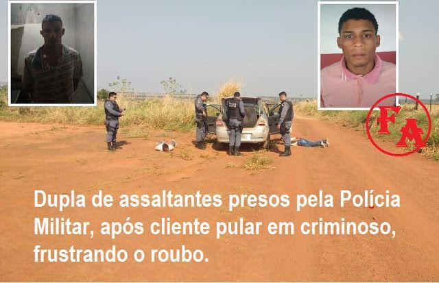 Bandidos tentam roubar Correios de Reserva do Cabaçal