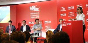 Correios defende boas práticas de governança, transparência e gestão no esporte