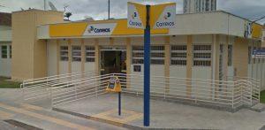 Minas Gerais: Suspeito é baleado e dois policiais ficam feridos em tentativa de assalto aos Correios