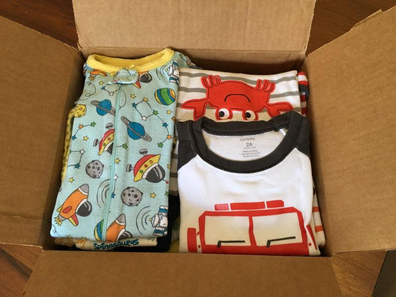 Como enviar roupas pelos correios
