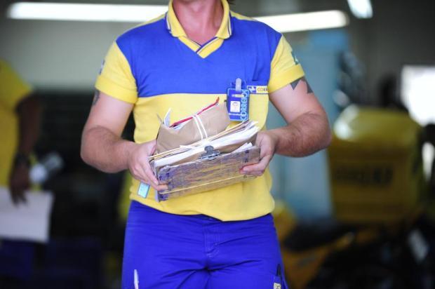 A entrega não pode ser efetuada - Carteiro não atendido