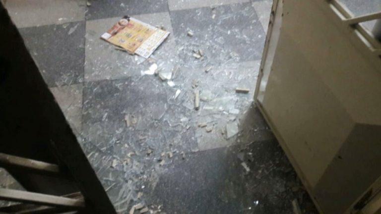 Agência Bancária e Correios são explodidos em Serra Branca, PB