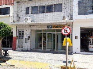 Agência dos Correios da cidade de Carnaíba