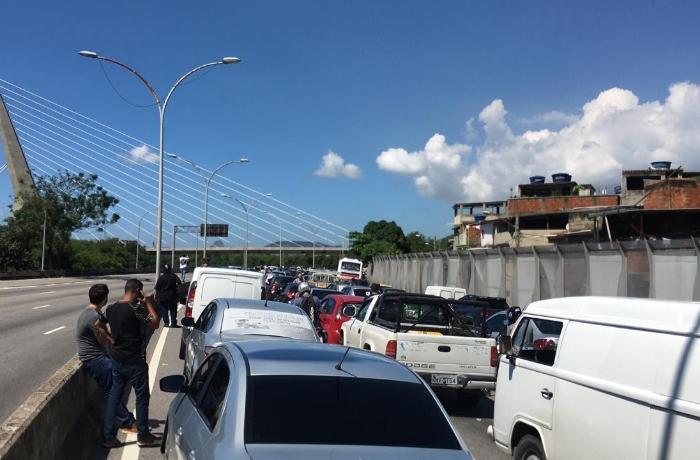 PF faz operação contra roubo de cargas dos Correios na Vila Aliança