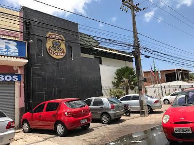 Notícias sobre PF realiza operação contra grupo especializado em tráfico de drogas