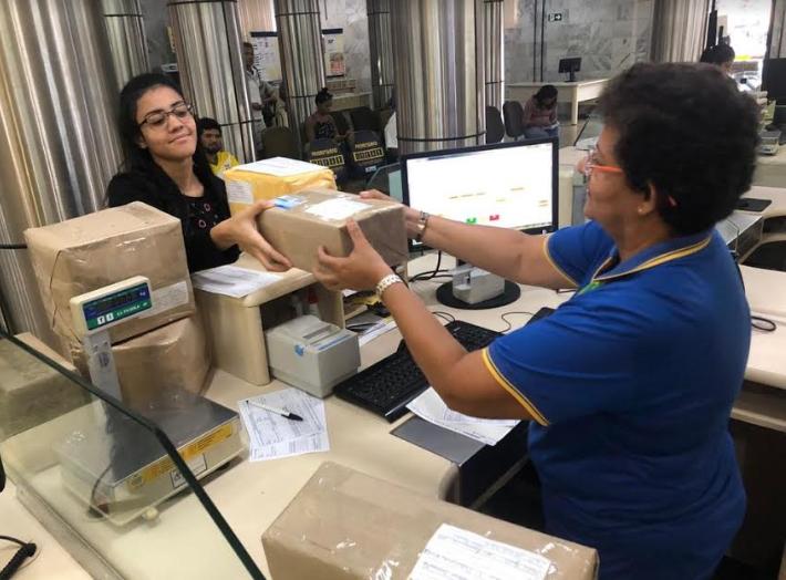 SE tem maior índice satisfação entre clientes de encomendas dos correios