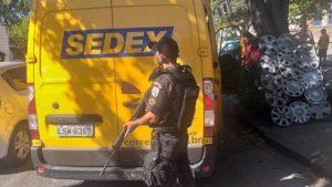Funcionário do Correios é preso por suspeita de desviar carga da empresa